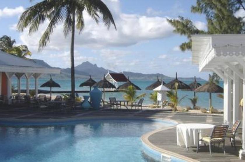 Preskil Beach Resort, Ile Maurice, piscine