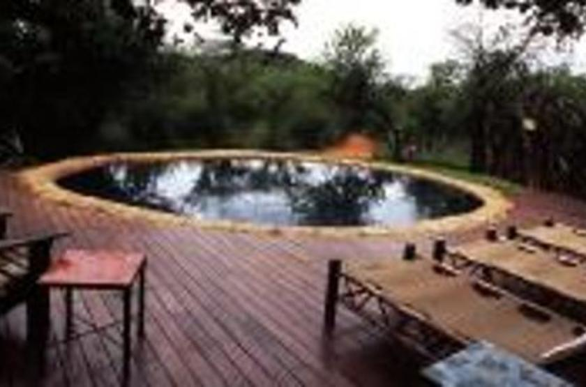 Jaci's Safari Lodge, Madikwe, Afrique du Sud, piscine privée