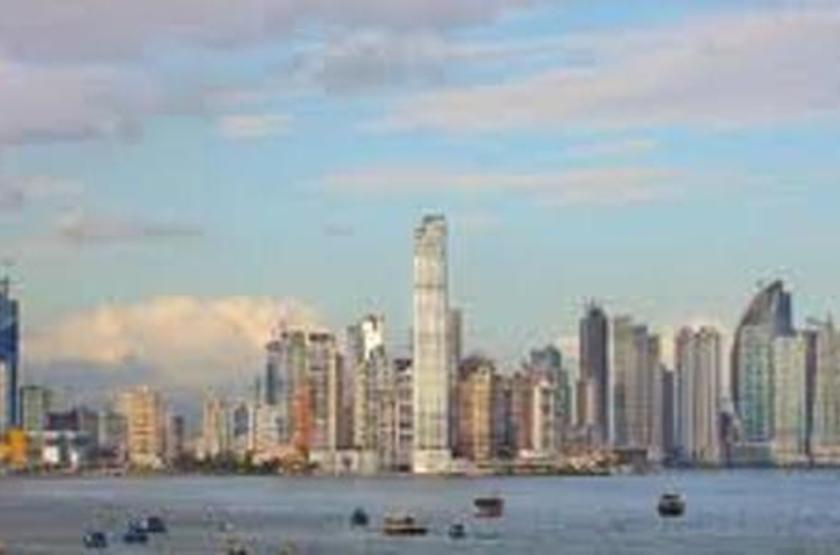 Casa Antigua, Panama City, Panama, vue sur Panama