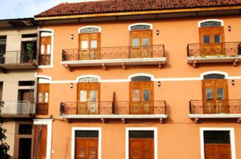 Casa Antigua, Panama City, Panama, extérieur