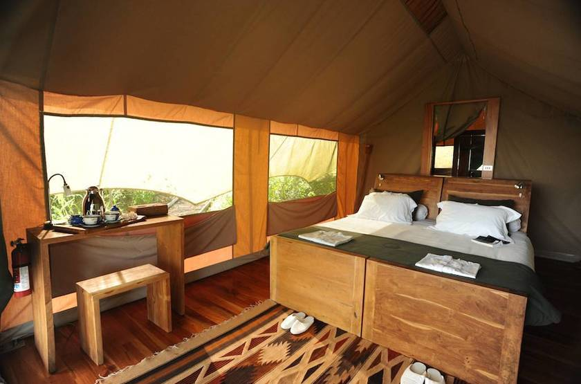 Galapagos Safari Camp, Santa Cruz, Equateur, interieur