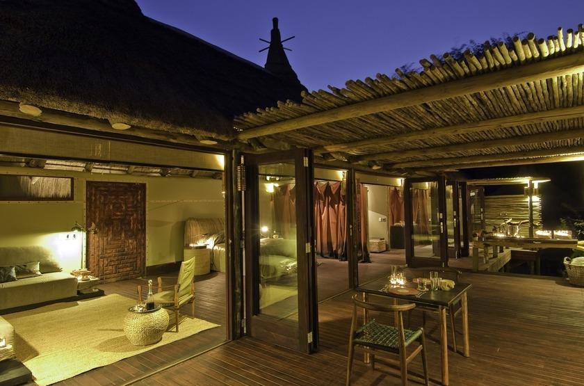 Namibie   serra cafema   kaokoland   chalet slideshow