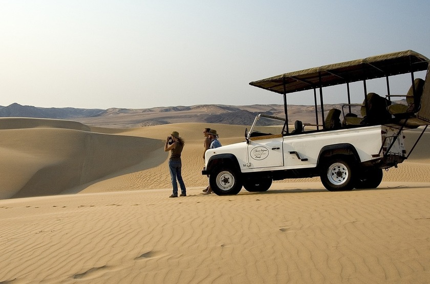 Namibie   serra cafema   safari   kaokoland slideshow