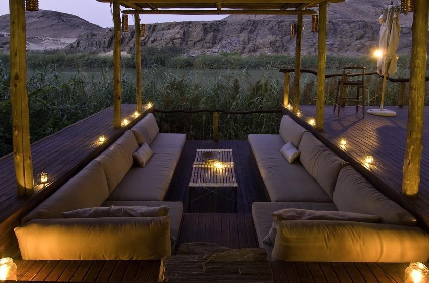 Namibie   serra cafema   lounge   kunene slideshow