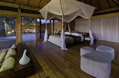 Botswana   vumbura plains   tente listing