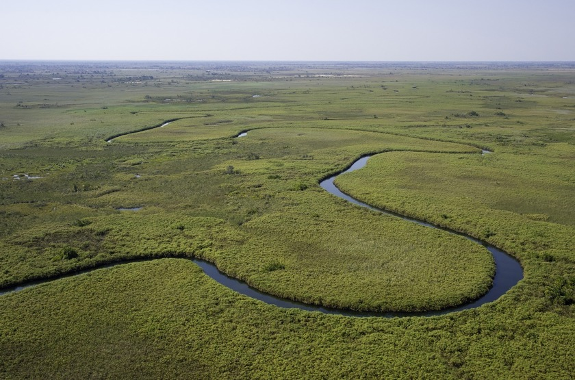 Botswana   vumbura plains   delta   okavango slideshow