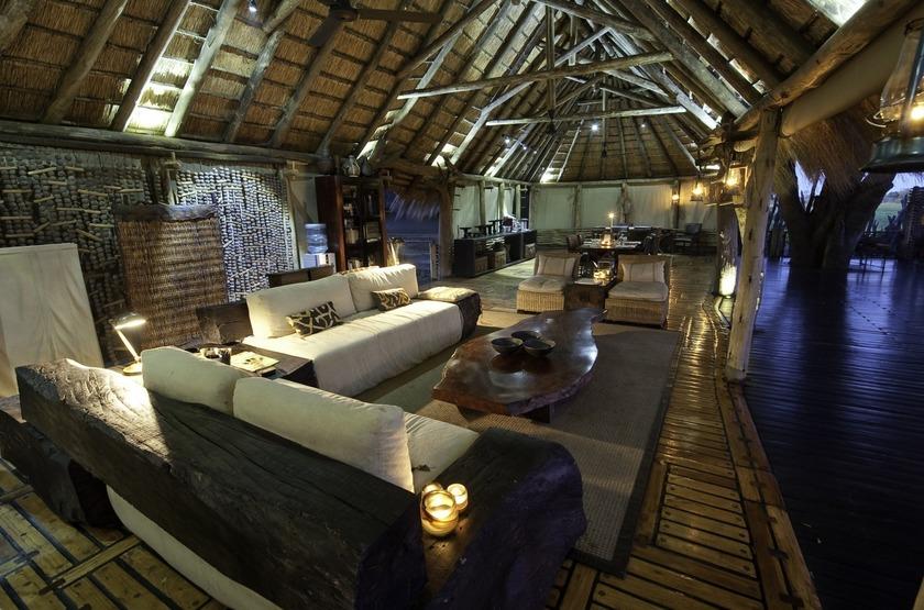Botswana   little mombo   lounge slideshow