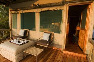 Botsana   seba camp   terrasse   privee listing