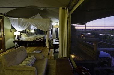 Botswana   little vumbura   tente listing