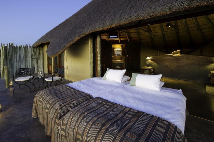 Doro Nawas, Damaraland, Namibie, chambre