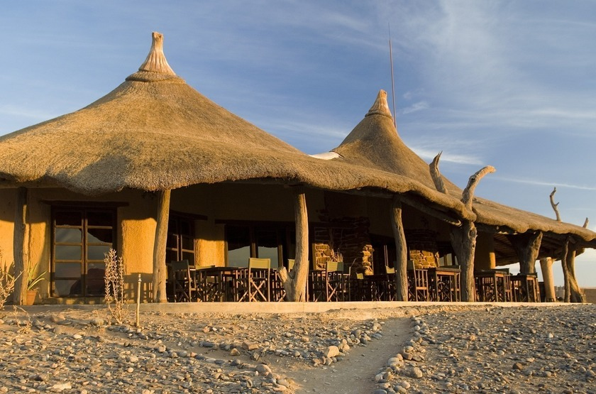Kulala Desert Lodge, Sossuvlei, Namibie, chalets