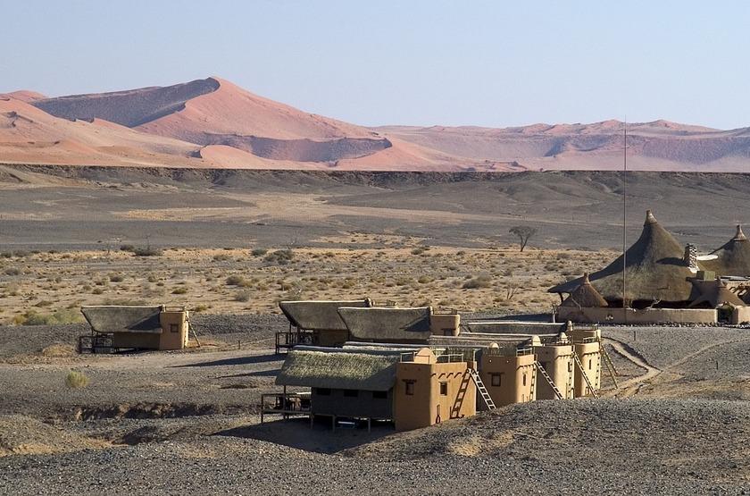 Namibie   kulala desert   sossusvlei slideshow