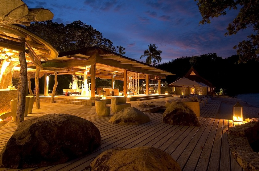 Seychelles   north island   lounge slideshow
