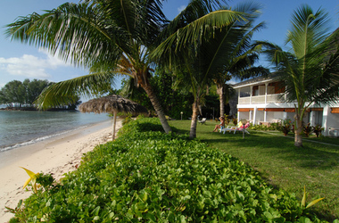 La digue island lodge listing