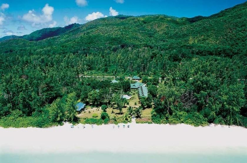 Acajou Beach Resort, Praslin, Seychelles
