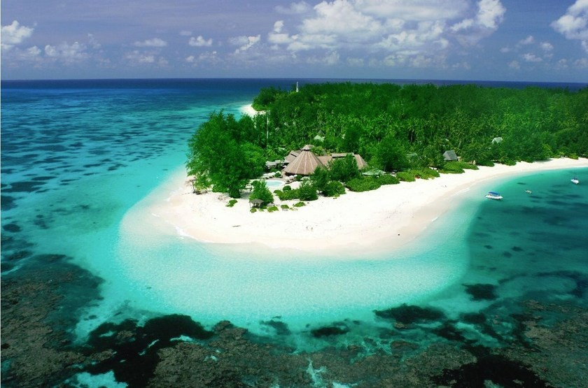 Denis Island Lodge, Seychelles