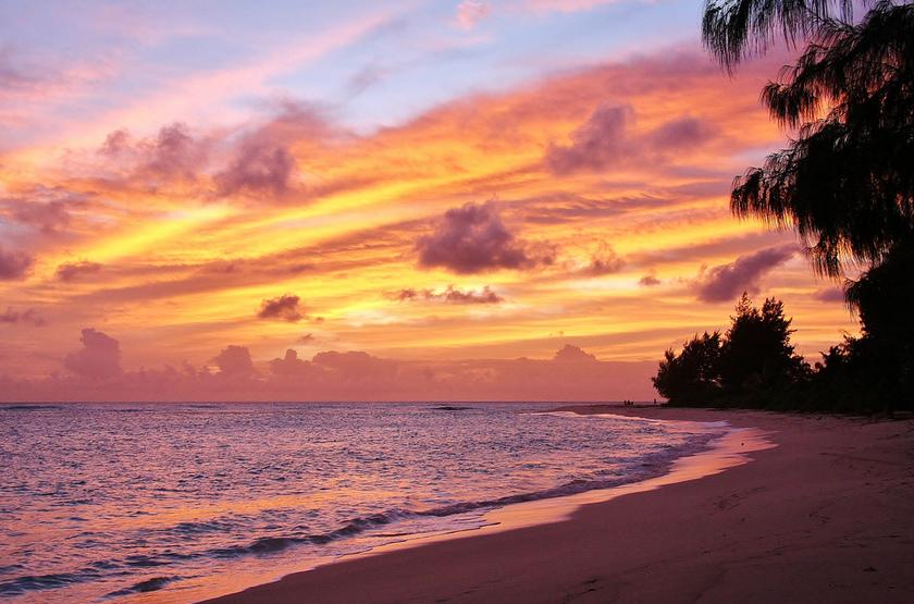Denis Island Lodge, Seychelles, plage