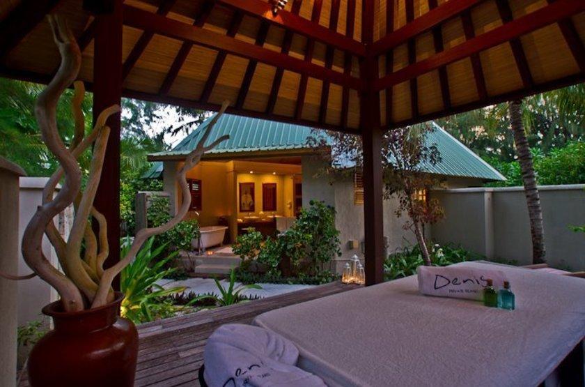 Denis Island Lodge, Seychelles, Spa