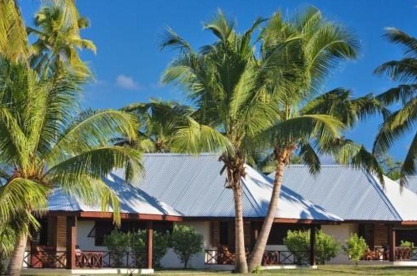 Bird Island Lodge, Seychelles, bungalow