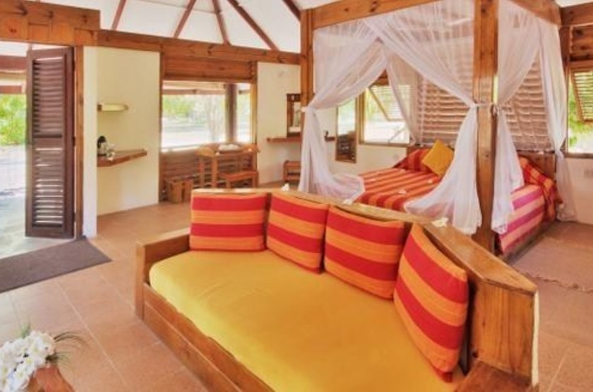 Bird Island Lodge, Seychelles, chambre