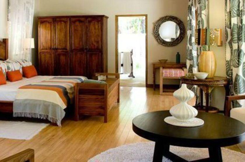 Denis Island Lodge, Seychelles, chambre