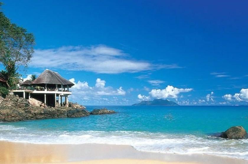 Sunset beach hotel   mah    vue de la plage slideshow