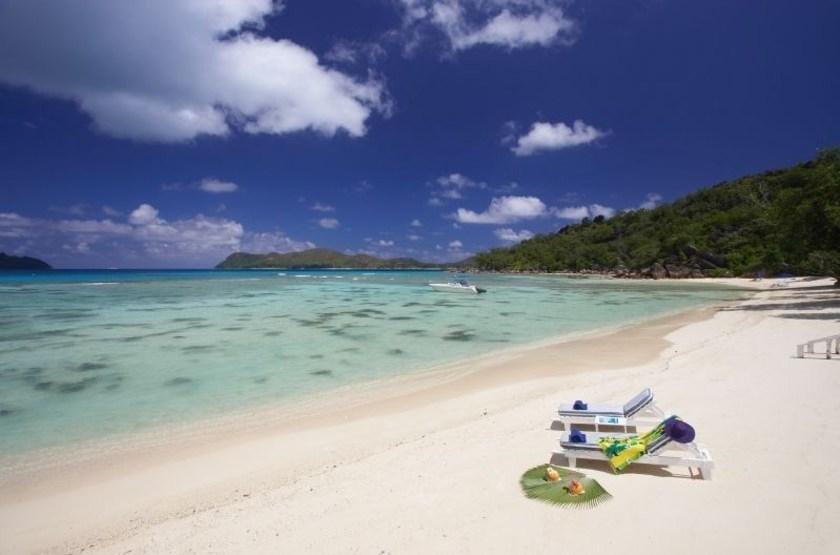 Le Domaine de la Réserve, Praslin, Seychelles, plage Anse Petite Cour