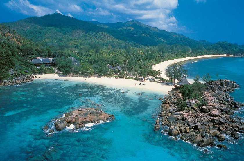 Constance Lemuria Resort, Praslin, Seychelles