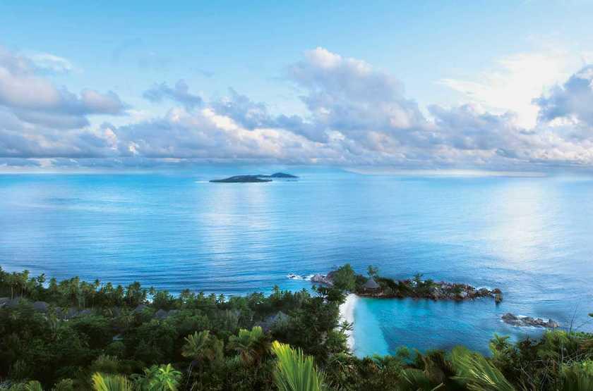 Constance Lemuria Resort, Praslin, Seychelles, anse Kerlan
