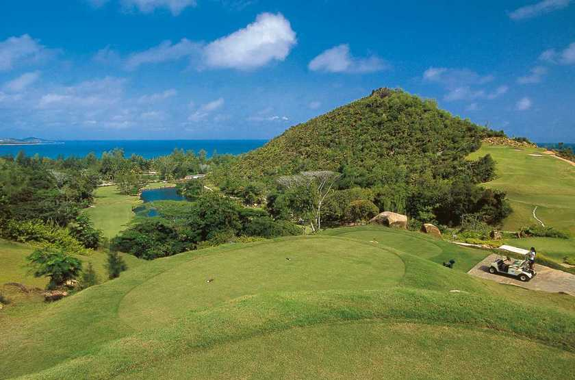 Seychelles   praslin   lemuria resort golf 2 slideshow