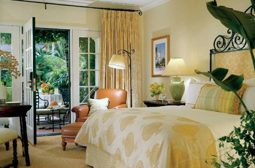 Four Seasons, Santa Barbara, Etats Unis, chambre deluxe