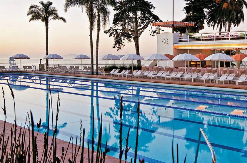 Four Seasons, Santa Barbara, Etats Unis, piscine