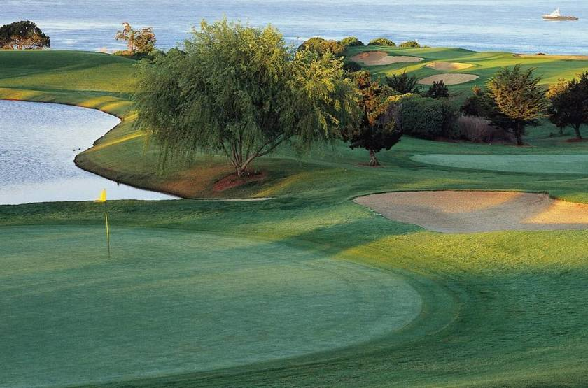 Four Seasons, Santa Barbara, Etats Unis, golf