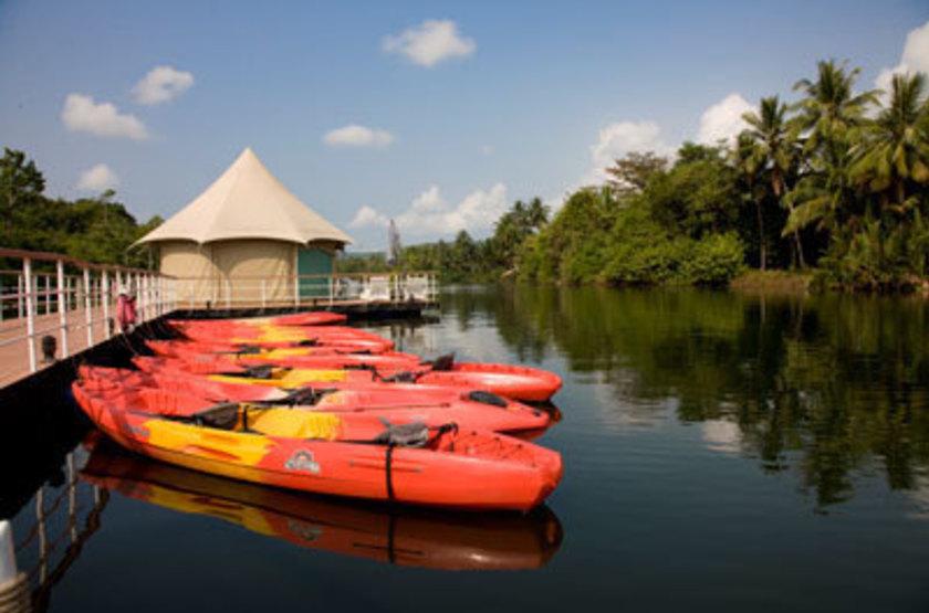 4 Rivers Floating Lodge, Koh Kong, Cambodge