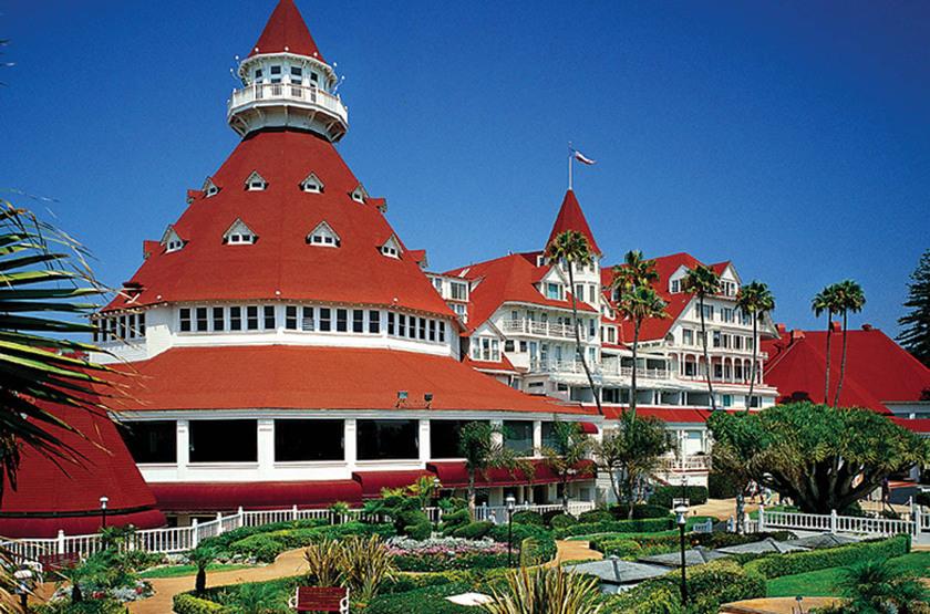 Hotel del coronado 2 slideshow