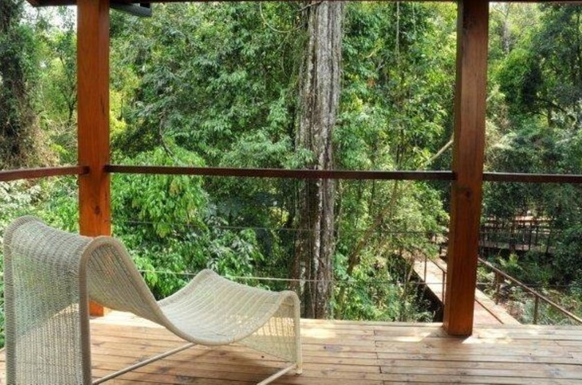 Le jungle lodge la cantera   terrasse slideshow