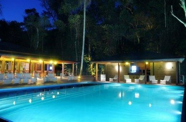 Le jungle lodge la cantera   piscine listing