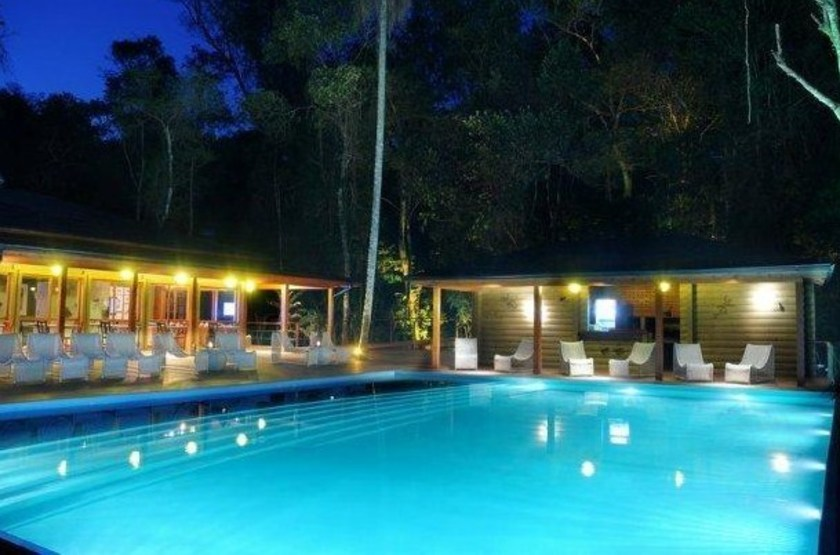 La Cantera Jungle Lodge, Iguazu, Argentine, piscine