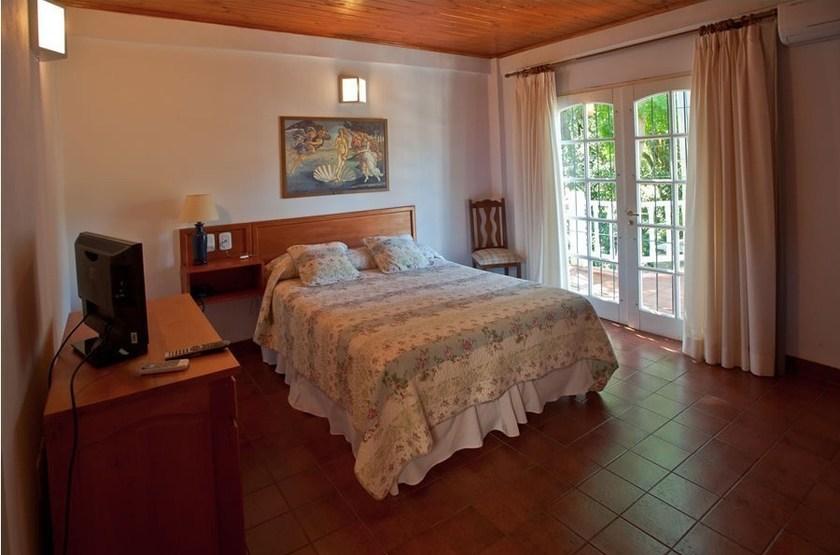 La Sorgente, Iguazu, Argentine, chambre