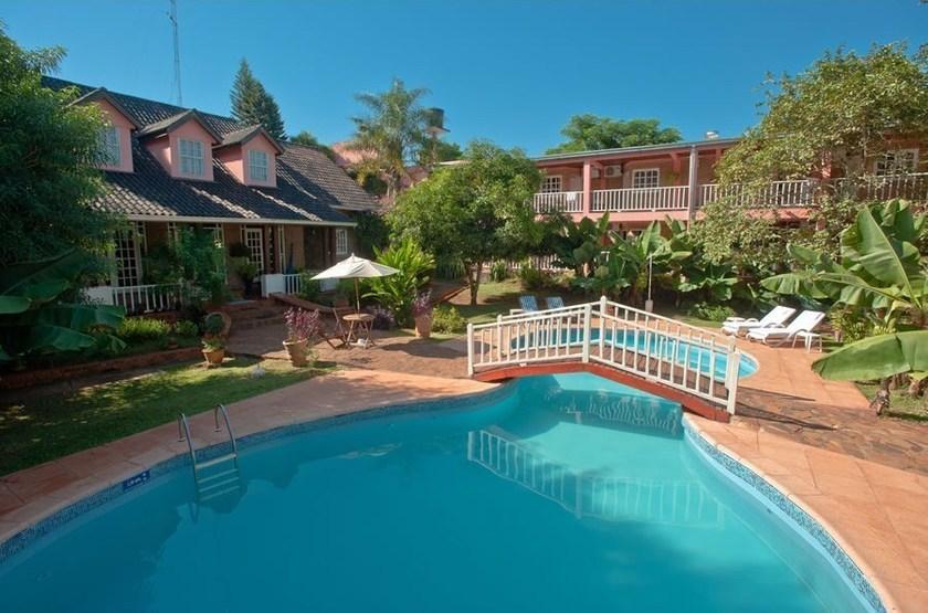 La Sorgente, Iguazu, Argentine, piscine