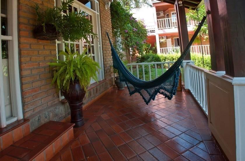 La Sorgente, Iguazu, Argentine, terrasse