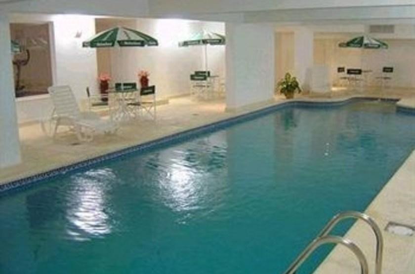 Naindo Park, La Rioja, Argentine, piscine