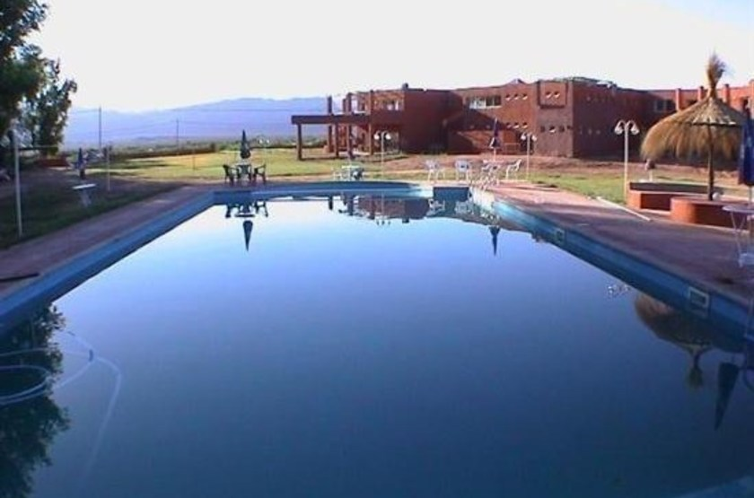 Pircas Negras, Villa Union, Argentine, piscine
