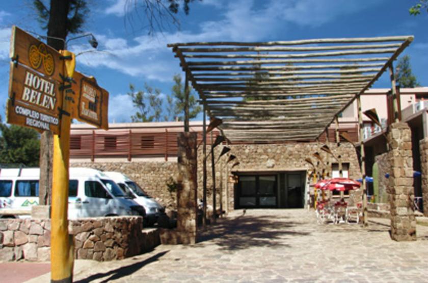 Hosteria Belen, Argentine, extérieur