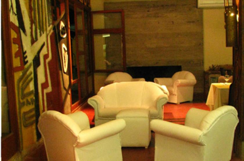 Hosteria Belen, Argentine, salon