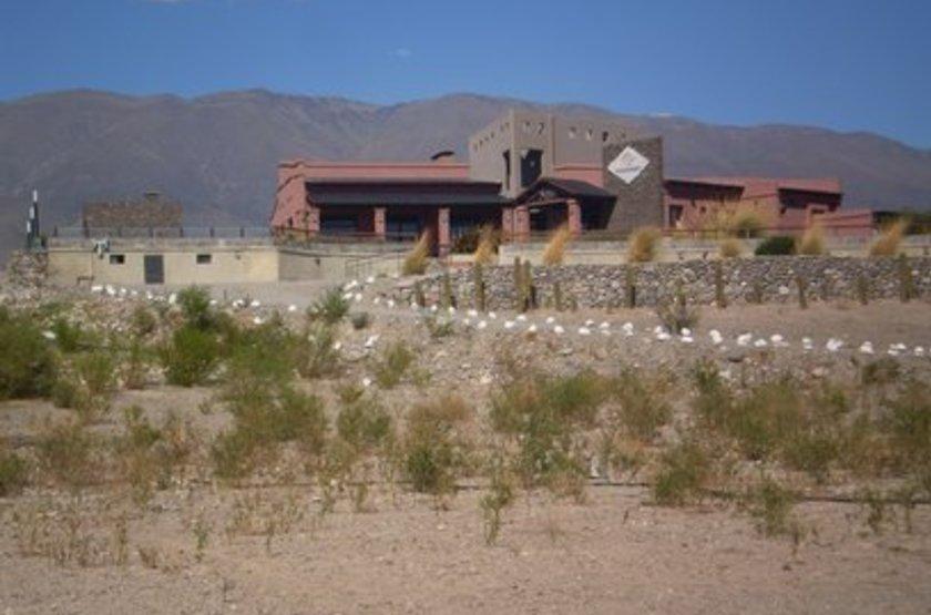 Altos de Amaicha, Amaicha del Valle, extérieur