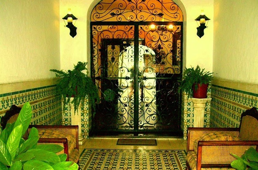 Del Virrey, Salta, Argentine, lobby