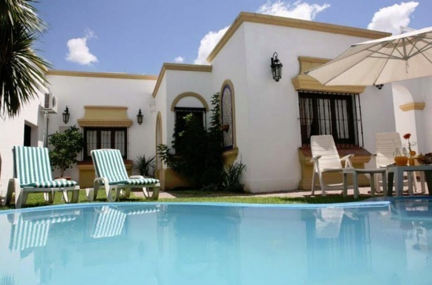 Del Virrey, Salta, Argentine, piscine