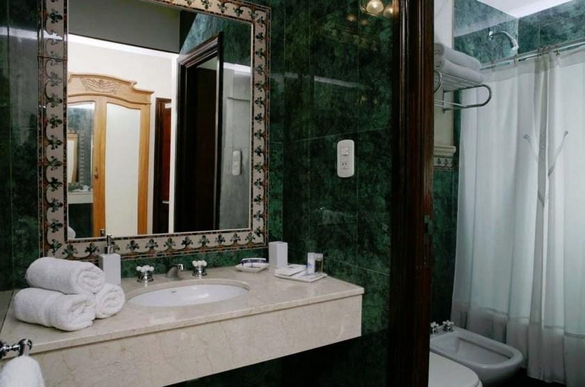 Del Virrey, Salta, Argentine, salle de bains
