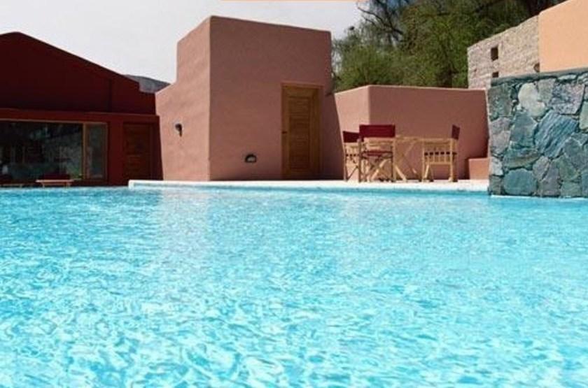 La Comarca, Purmamarca, Argentine, piscine